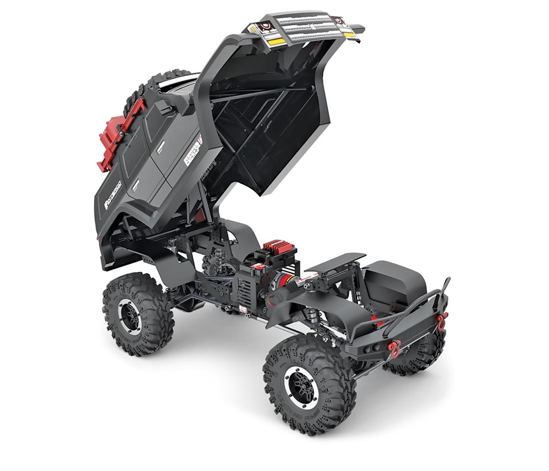 RedCat Everest Gen7 PRO - Black