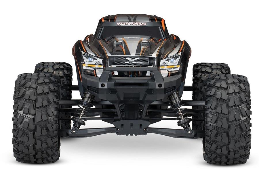 Traxxas X-Maxx 8S Brushless 4WD TSM Orange