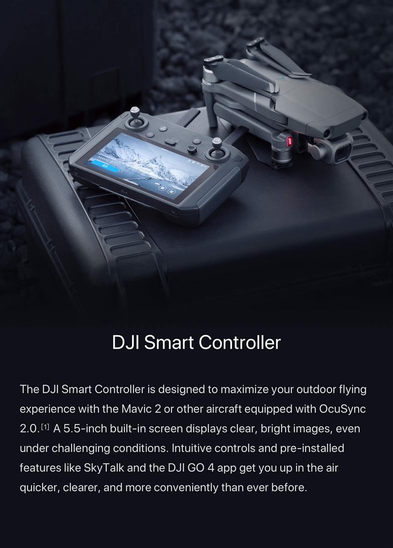 DJI Smart Controller for Mavic 2