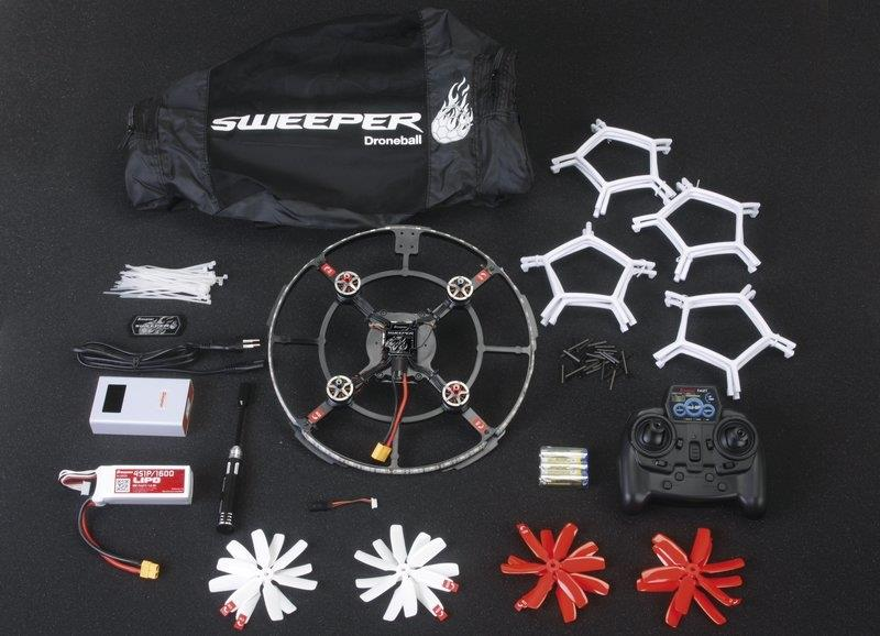 Graupner Sweeper Droneball RTF