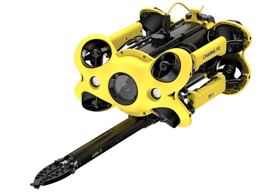 Chasing Robotarm