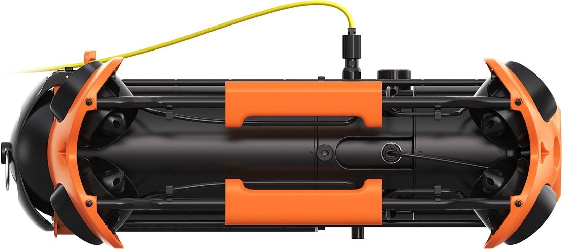Chasing M2 Pro 200m - Undervattensdron / ROV