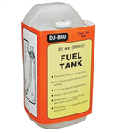 DB690 Dubro Tank 950cc 32oz 190x76x94mm