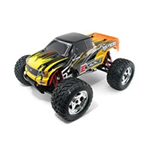 HPI-7168 Electric GT-1 Truck Body - Clear