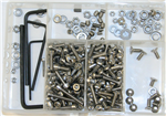 Align T-Rex 600N Stainless Screw Kit