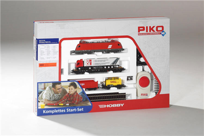 PIKO-57170 Train Starter Kit - E-Locomotive Taurus