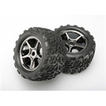 TRX-5374X Tires & wheels Talon/Gemini