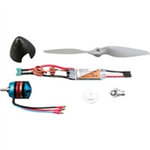 MPX-332656 Dogfighter brushless powersett