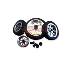 SpotOn FlyWheelz Alu Hub Light Foam Wheel 1.5inch