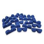 SpotOn Wire Keeps 6mm Blue (20pcs)