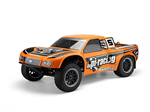 HPI-104865 Baja 5SC-1 Truck Clear Body (trimmad)