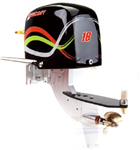 TFL Brushless Outboard Motor Assembly