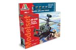ITALERI 1:72 - AH-64 Apache - Start Kit