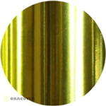Oracover Oracover Chrome Yellow 2meter