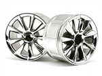 HPI-33464 LP35 Wheel ATG RS8 Chrome