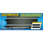Scalextric C8526 - Spår Expansion Pack 4