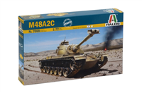 ITALERI 1:72 - M-48 A2C Patton