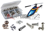 Align T-Rex 550E DFC Stainless Steel Screw Kit