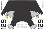 Decal Zone: Falcon - 300x205mm