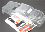 TRX-4921 Body, T-Maxx (long wheelbase) ( clear )