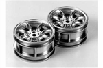 TAM-50676 M-Chassis Chrome Wheel (2)