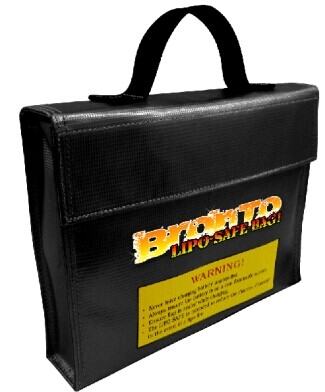 Bronto LiPo-Safe Bag / Transport Bag (M)