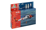 ITALERI 1:72 - HH-60J Coast Guard - Komplett set