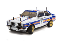 The Rally Legends Ford Escort RS 1800 1981 RTR
