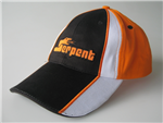 Orm Cap Race orange / svart