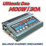 SkyRC Ultimate Duo 1400W Balance Charger 1-8S