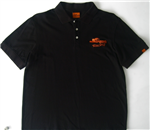 Serpent Polo Shirt Svart (XL)