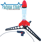 AquaStar Water Rocket - Lanseringssats
