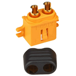 Amass XT60 Secure - Regulatorside plug