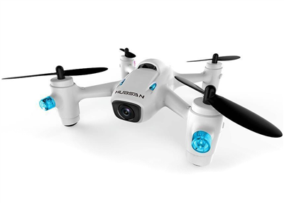 Hubsan X4 Plus Quadcopter med HD Cam