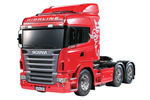 Tamiya dragbil 1/14 Scania R620 Highline - Kit