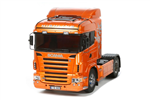 Tamiya dragbil Scania R470 Orange - Kit