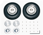 TAM-56512 20-Spoke Aluminum Wheels - Front (2)