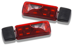 Carson-500907038 6-Chamber Tail Lights