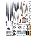 Carson Decal Sheet - Truck