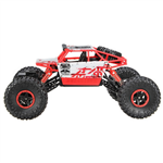 HB Rock Crawler 1:18 Red - RTR