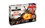 ITALERI 1:56 - World of Tanks - Cromwell