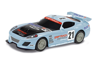 Scalextric GT Lightning - Blue