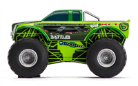 Scalextric Monster Truck - Rattler