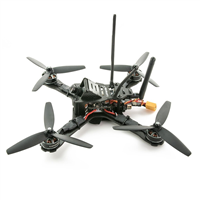 Lumenier QAV-X Charpu FPV Racing Quad 4mm FRSKY