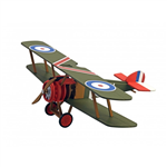 Junior Collection - Dubbel Däck Sopwith Camel