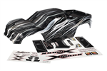 TRX-7711X Body X-Maxx ProGraphix with decals