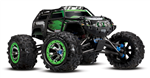 Traxxas Summit 4WD 2.4GHz 1/10 RTR u/batterier