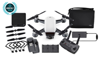 DJI Spark RTF Fly More Combo Alpine White