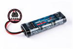 7.2V 3700mAh - Team Orion Rocket Pack Multiplug