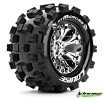 Louise Tire & Wheel MT-MCross 2.8 1/2 Offset